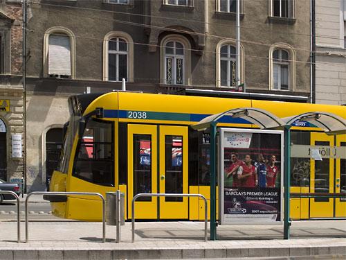 Budapest Julkinen Liikenne